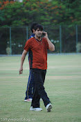Telugu Film Personalities Practicing Cricket for CCL-thumbnail-5