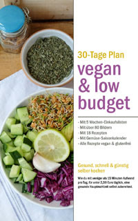 Vegan & Low Budget eBook
