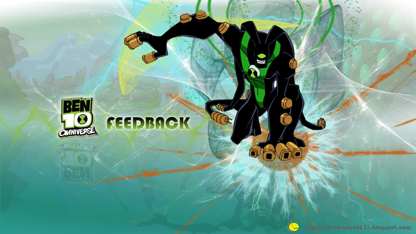 Dried MangoWalkatrout Ben 10 Omniverse