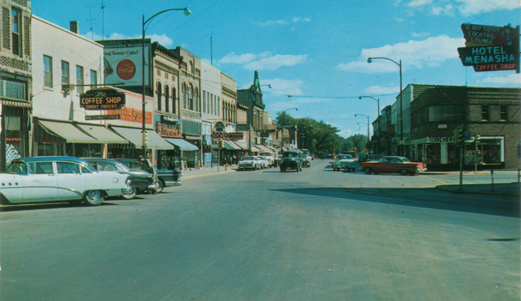 Downtown 1958