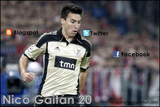 Nico Gaitán 20