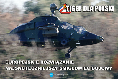 Eurocopter Tiger Combat Helicopter