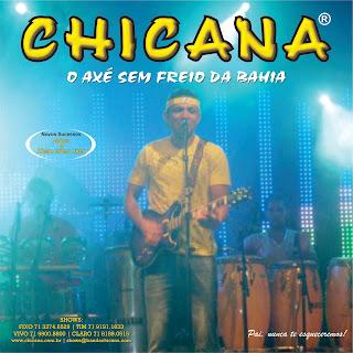 Chicana - Ituberá - Ba - AGOSTO 2012