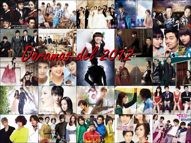 Los Doramas del 2012