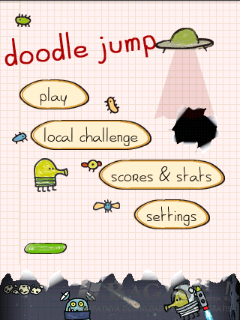 Doodle Jump For Android 2