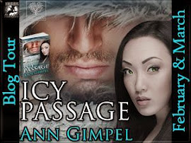 Icy Passage by Ann Gimpel