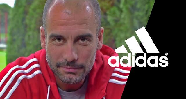 adidas quiere a Guardiola en el United