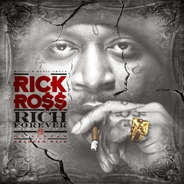 Rick Ross - Rich Forever  Cover