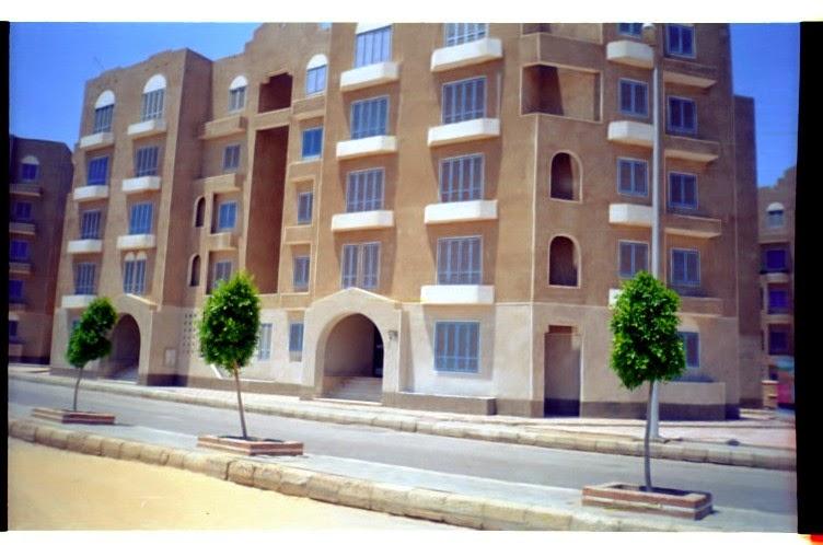 طرح 50 ألف شقة من 100لـ150مترا بأكتوبر والعبور والقاهرة الجديدة