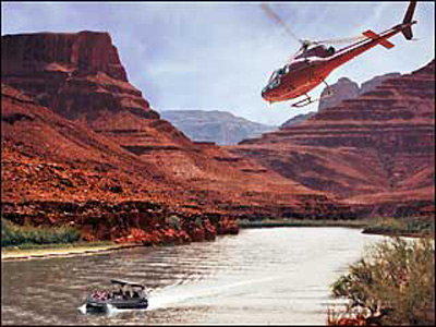 When To Take A Grand Canyon Helicopter Tour