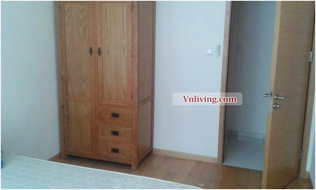 The Vista apartment for rent 2 bedrooms in 18th floor furniture pool view