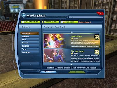 DC Universe Online - DLC Packs