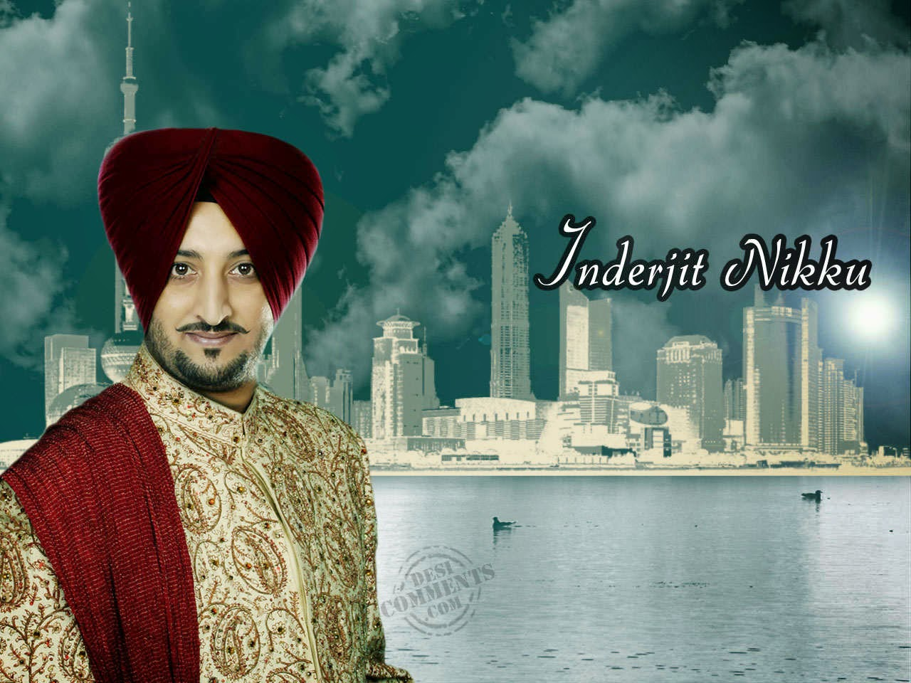 Separation Judaai Lyrics - Inderjit Nikku