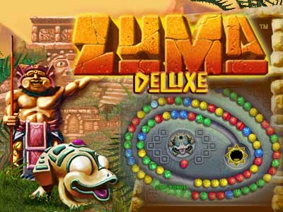 ZUMA DELUXE - Play Zuma games free online without download ...