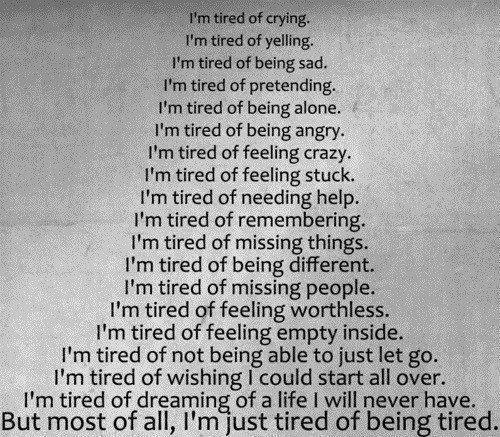 quotes about depressio...