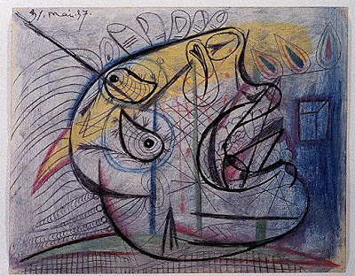 PICASSO WITH HUMOR
