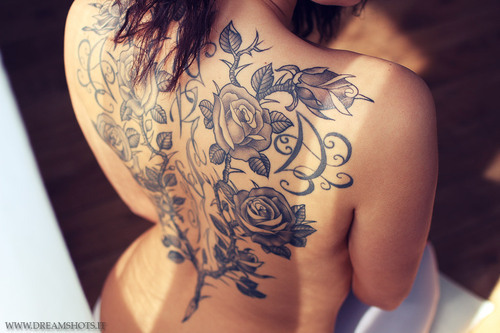All Tattoos Here Tattoos For Girls On Back Tumblr