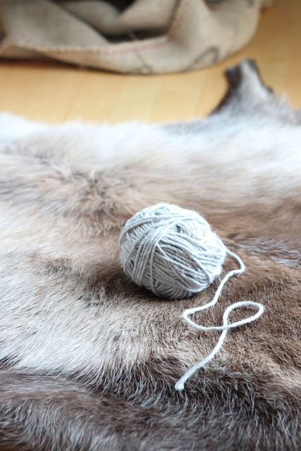 Amalie loves Denmark Drops Design Wolle für Strickdeck