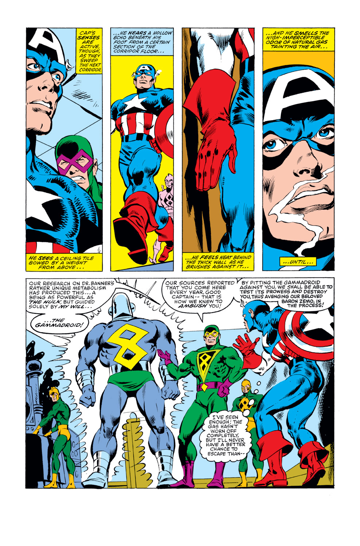 Captain America (1968) Issue #257 #172 - English 7