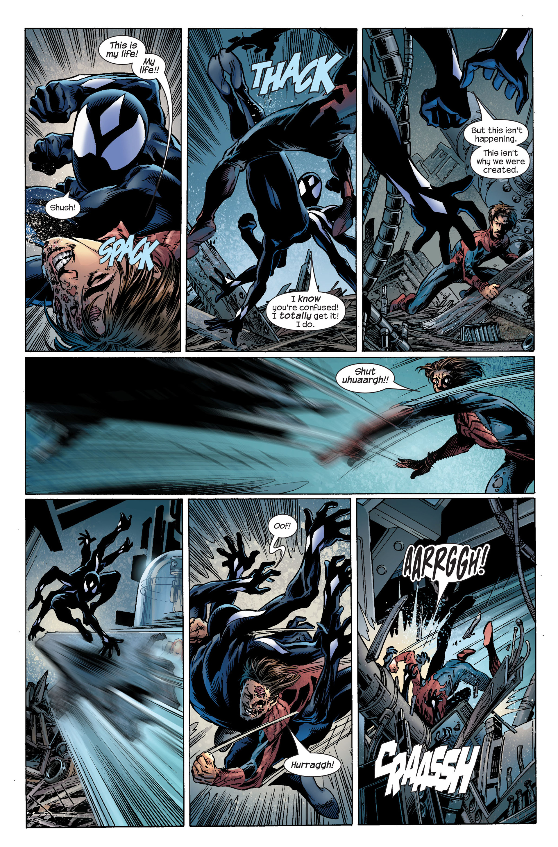 Ultimate Spider-Man (2000) Issue #100 #104 - English 14