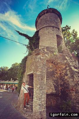 igor fain Tallinn estonia old city gates