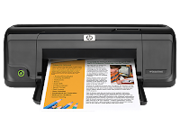 HP Deskjet D1660 Driver (Windows & Mac OS X 10. Series)