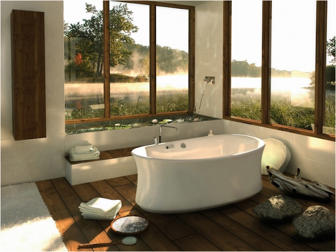 #9 Contemporary Bathroom Design Ideas