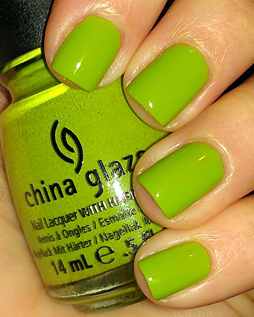 chartreuse green creme