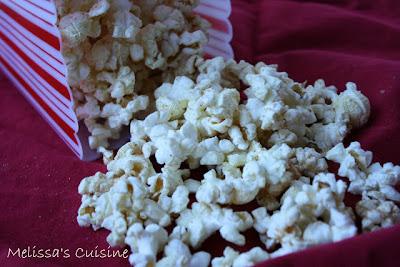 Melissa's Cuisine, Apple Cinnamon Popcorn