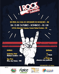 1º ROCK SOLIDÁRIO