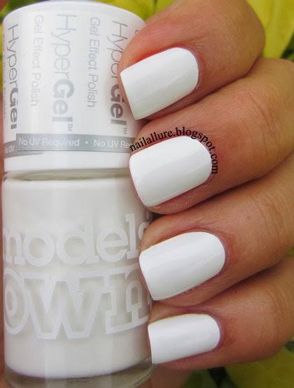 Models Own HyperGel White Light