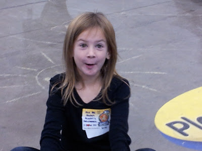 Little Miss loved the Plasma Cars