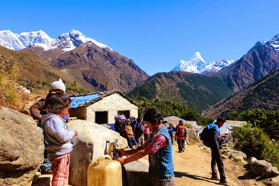 Nepal Everest Base Camp Trekking