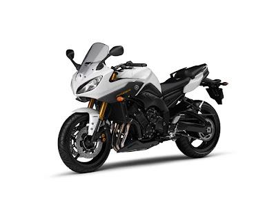 2012 New Yamaha fazer 8