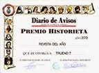 Premio Diario de Avisos