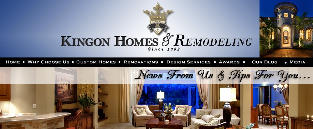 Kingon Homes & Renovation Blog