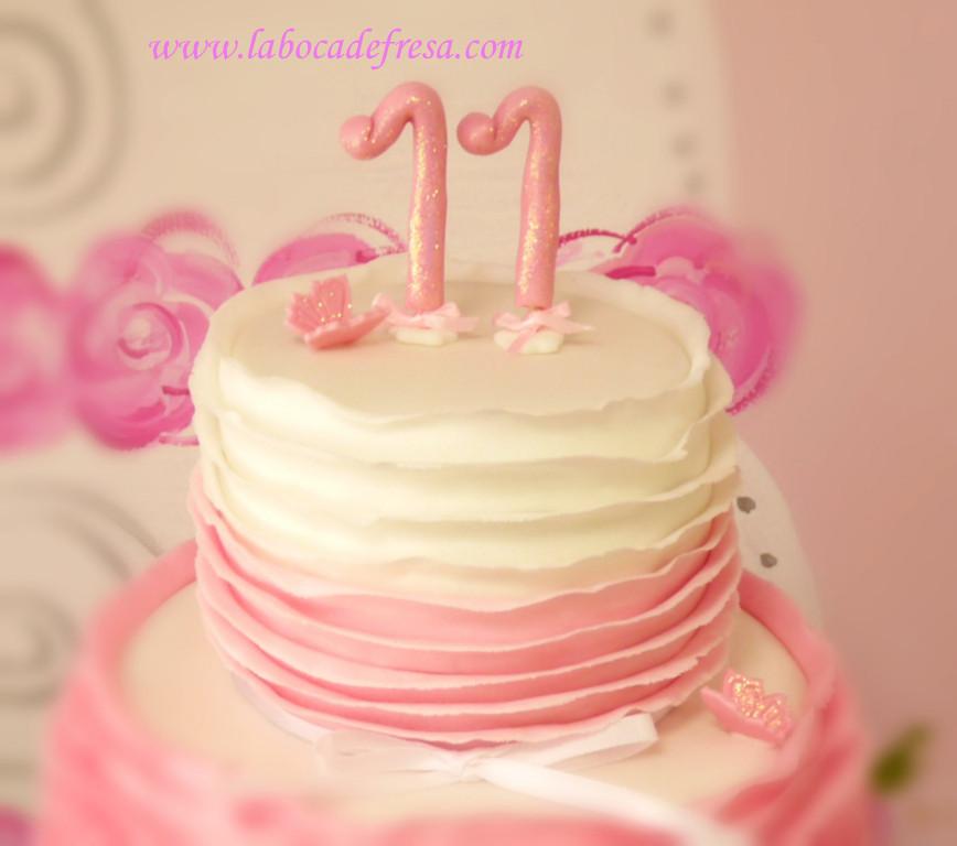 Pastel de cumplea os para ni a de 11 a os my blog - Ideas para cumpleanos 10 anos ...