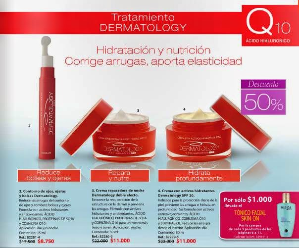Tratamiento Dermatoly Cristian Lay C-1-15  Chile