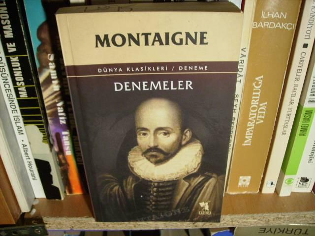michel de montaigne essays of idleness