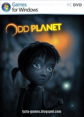 Odd Planet PC Cover