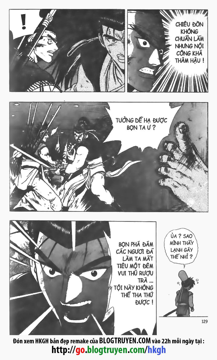 Hiệp Khách Giang Hồ - Hiệp Khách Giang Hồ Chap 128 - Pic 28