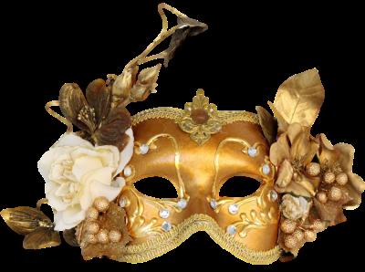 Máscara Carnaval PNG - Natureza