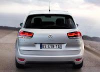 Citroën C4 Picasso (2014) Rear