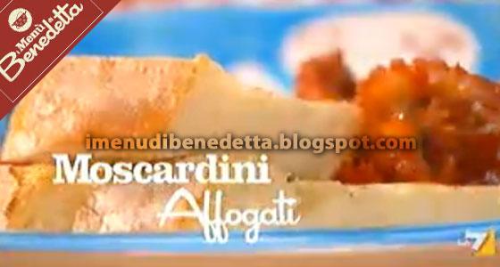 Moscardini affogati la ricetta di benedetta parodi for Cucinare moscardini