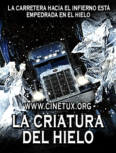 La criatura del hielo Poster
