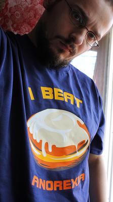 T-shirty kulinarne