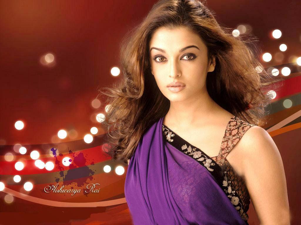 Wallpaper cantik Aishwarya Rai