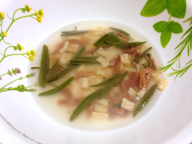 西湖蒓菜湯
