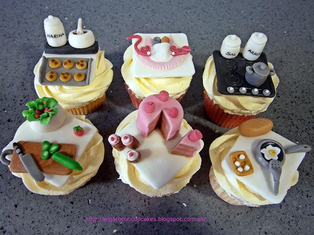 cupcakes cocina