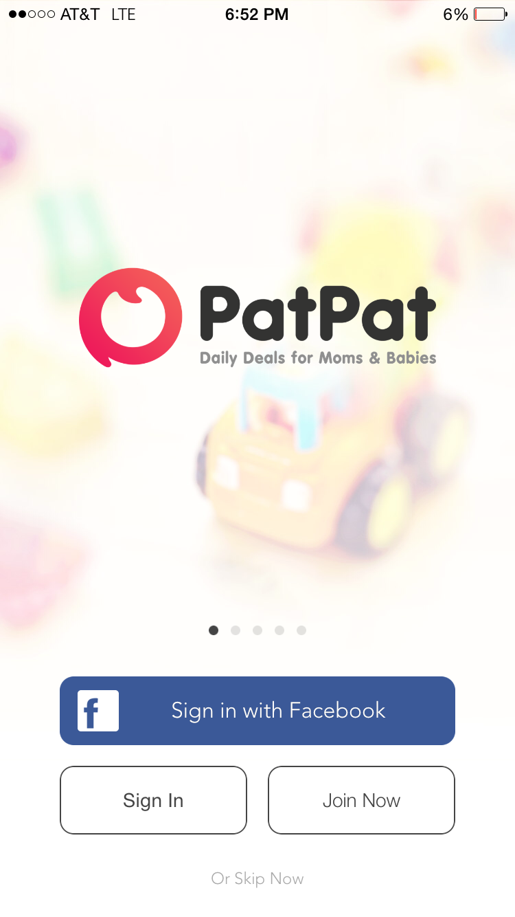 Patpat coupon code